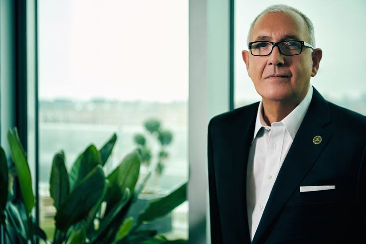 Portrait of Joe Navarro